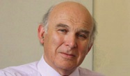 Dr Vince Cable M.P. Interview Image