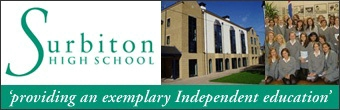 Surbiton High School Banner